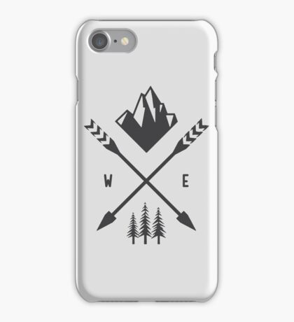 Following Nature iPhone Case/Skin