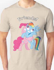 Rainbow Dash and Pinkie Pie T-Shirt