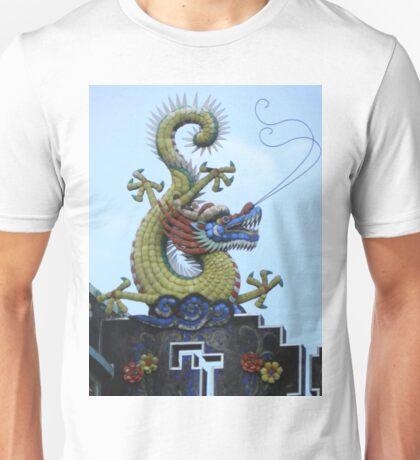 Chinese Dragon Penang Malaysia Unisex T-Shirt