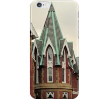 Old Church Architecture in Bedstuy iPhone Case/Skin
