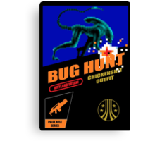 Aliens - Bug Hunt Canvas Print