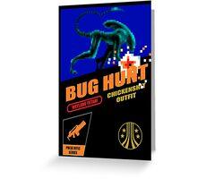 Aliens - Bug Hunt Greeting Card