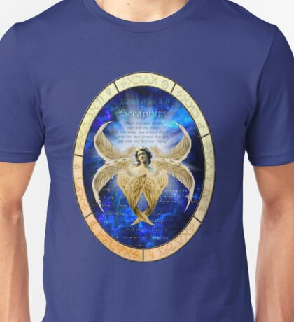 Seraphim, the Highest Angels Unisex T-Shirt