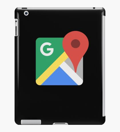 Google Maps iPad Case/Skin