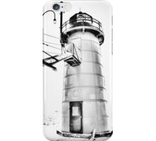 The Lighthouse of South Haven iPhone Case/Skin