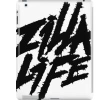 Hardcore Logo iPad Case/Skin