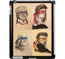 TMNT Tribute iPad Case/Skin