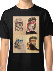 TMNT Tribute Classic T-Shirt