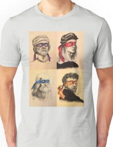 TMNT Tribute Unisex T-Shirt