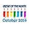 Artist of the month - OCTOBER 2014