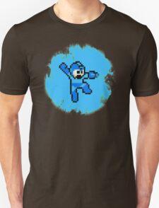 Mega Man Jumps and Shoots T-Shirt