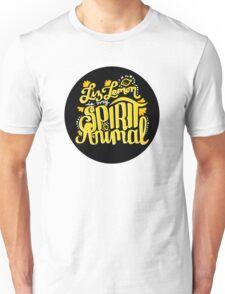Liz Lemon is my Spirit Animal - Black Unisex T-Shirt