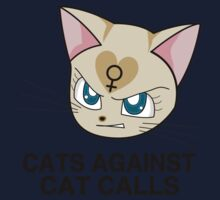 CATS AGAINST CAT CALLS Kids Clothes