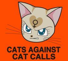 CATS AGAINST CAT CALLS Kids Clothes