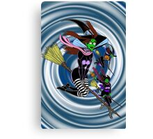 THREE WITCHES Canvas Print