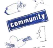 Community Logo Edit Sticker