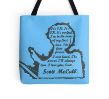 Allison Quote- Number Two (Part One) In a Series Tote Bag