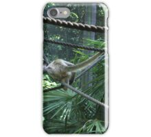 There must be a way out of this tangle! iPhone Case/Skin
