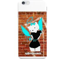 Hello Kitty Drawing iPhone Case/Skin