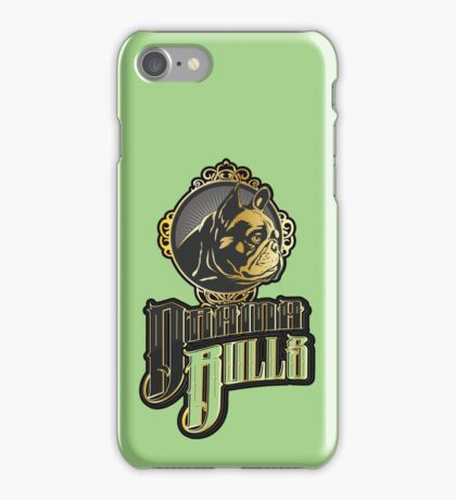 Drama Bulls iPhone Case/Skin