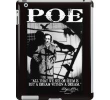 EDGAR ALLAN POE iPad Case/Skin