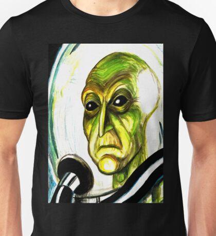 ALIEN HELMIT Unisex T-Shirt