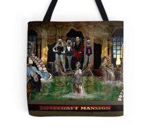 LOVECRAFT MANSION Tote Bag