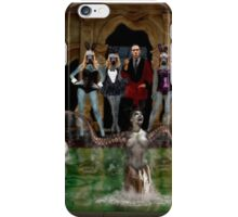 LOVECRAFT MANSION iPhone Case/Skin