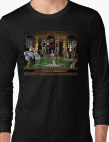 LOVECRAFT MANSION Long Sleeve T-Shirt