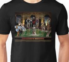 LOVECRAFT MANSION Unisex T-Shirt