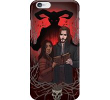 Witnesses iPhone Case/Skin