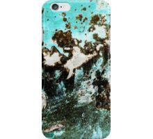 Impact #1 - Blue iPhone Case/Skin