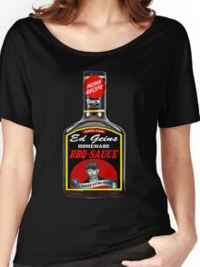 GEIN BBQ SAUCE Women's Relaxed Fit T-Shirt