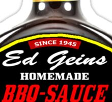 GEIN BBQ SAUCE Sticker