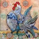 Rooster Crows by Alma Lee