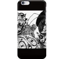 HALLOWEEN NIGHT iPhone Case/Skin