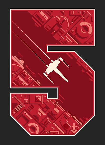 Red Five by Nathan Davis