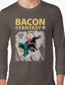 Bacon Fantasy #15 Long Sleeve T-Shirt