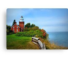 Big Bay Lighthouse Metal Print