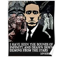 LOVECRAFT DEMONS Poster