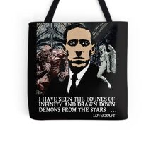 LOVECRAFT DEMONS Tote Bag
