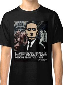 LOVECRAFT DEMONS Classic T-Shirt