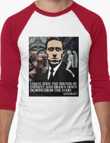LOVECRAFT DEMONS Men's Baseball ¾ T-Shirt