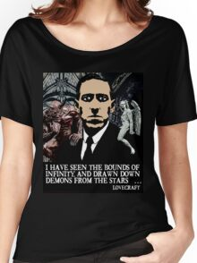 LOVECRAFT DEMONS Women's Relaxed Fit T-Shirt