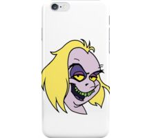 Beetlejuice - Beetlejuice 03 - Head Only  iPhone Case/Skin