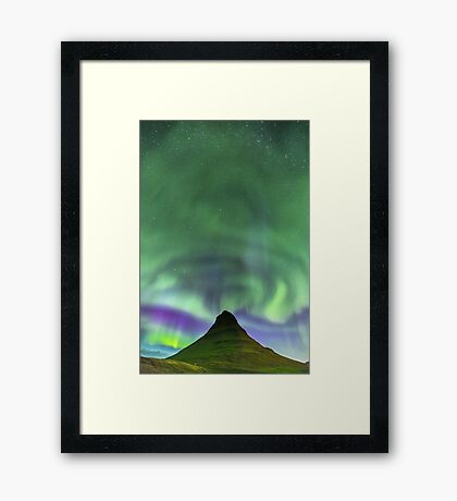 Lets get lost in the beautiful Place Framed Print