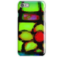 BRIGHT TIFFANY COLORS iPhone Case/Skin