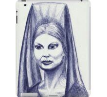 THE DARK WALK iPad Case/Skin