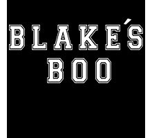 Blake's Boo - The Voice Photographic Print