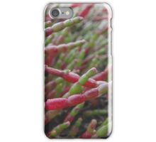 Samphires - Middle Beach, Gulf St. Vincent, South Australia iPhone Case/Skin